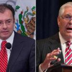 México confirma la visita del secretario de Estado de Donald Trump