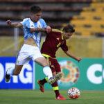 Sudamericano Sub-20: Venezuela a pesar de perder 2-0 clasifica al Mundial