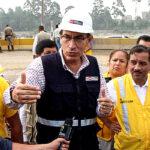 Ministro Vizcarra: Reconstrucción tomará entre dos a tres años (VIDEO)