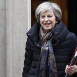 """Reino Unido: May presentará mañana el libro blanco sobre el """"brexit"""""""