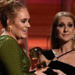 Adele domina las principales categorías de los Grammy