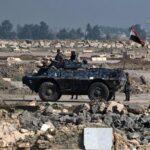 Las fuerzas iraquíes se hacen con el control del aeropuerto de Mosul