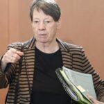 Alemania: Ministra de Medioambiente impone menú vegetariano en actos oficiales