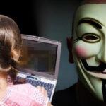 'Hackers' de Anonymous eliminan 10 mil sitios de pornografía infantil