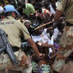 Angola: Avalancha humana en estadio deja 17 muertos y 60 heridos (VIDEO)