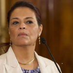 EEUU pedirá extradición de ex Vicepresidenta de Guatemala por narcotráfico