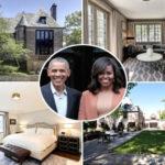 EEUU: Barack y Michelle Obama ponen en marcha su nueva oficina