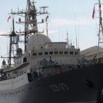 EEUU: Detectan sofisticado barco espía ruso navegando frente a Delaware (VIDEO)