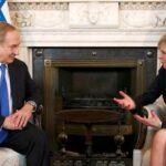 Theresa May defiende ante Netanyahu el acuerdo nuclear con Irán