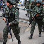 Brasil: Envían tropas a Espírito Santo ante ola de violencia por huelga policial  (VIDEO)