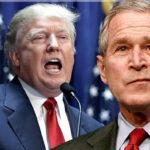 Bush pide respuestas a supuesta injerencia rusa que favoreció a Trump (VIDEO)