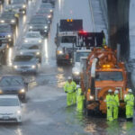 EEUU: Lluvias torrenciales e inundaciones amenazan a California
