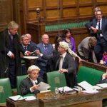 """La ley del """"brexit"""" recibe amplio respaldo en la Cámara de los Comunes"""