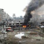 Aumentan a 51 los muertos por explosión cerca de la ciudad siria de Al Bab