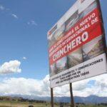 Gobierno anuncia inicio de construcción del aeropuerto de Chinchero