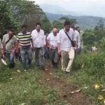 Colombia: Congresistas visitan zonas de transición de las FARC en Tolima