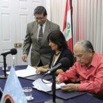 Unesco y Bausate reafirman convenio de cooperación interinstitucional
