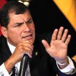 Ecuador: Correa alerta sobrecampaña sucia si hay segunda vuelta electoral