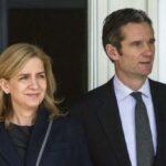 La Infanta Cristina y su esposo sabrán mañana sentencia en caso corrupción