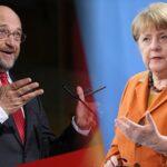 Alemanes prefieren a Martin Schulz como canciller frente a Angela Merkel