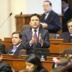 Congreso: Recomiendan suspender por 30 días a Elías Rodríguez por plagio