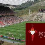 Liga Santander: Suspendido el partido entre el Celta y el Real Madrid