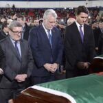 Miles asisten a funeral de tres víctimas del ataque a una mezquita en Quebec
