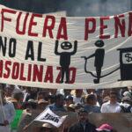 México: Paran Gasolinazo y anuncian ajustes diario a precio de combustibles