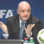 Presidente de la FIFA en Lima para Cumbre Ejecutiva de Fútbol