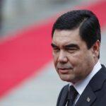 El Presidente de Turkmenistán reelegido con el 97,67 % de los votos