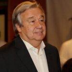 Guterres defiende elección de líder palestino como enviado ONU para Libia