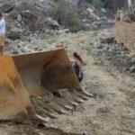 Huaico cayó sobre Jicamarca en San Juan de Lurigancho