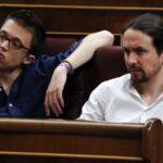 España: Podemos el partido de izquierda revelación llega dividido a su congreso