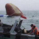 Indonesia: Mueren 9 personas en el hundimiento de un barco pesquero