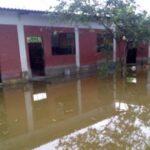 Intensa lluvia deja numerosos daños en Sullana, Talara y Paita
