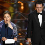 EEUU: Cineasta iraní ganador de dos Óscar protestó por veto migratorio (VIDEO)