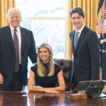 EEUU: Fotografía de Ivanka Trump en el sillón presidencial desata polémica