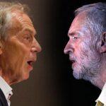 """Reino Unido: Jeremy Corbyn critica llamada de Blair contra el """"brexit"""""""