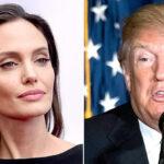 EEIUU: Angelina Jolie critíca duramente la política migratoria de Donald Trump