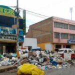 Juliaca: Declaran emergencia sanitaria por manejo inadecuado de residuos sólidos