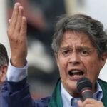 Ecuador: Lasso dice que su lucha es la misma de la oposición venezolana