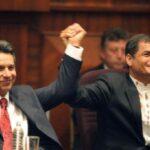 Candidato oficialista a Presidencia de Ecuador sigue líder en intención de voto
