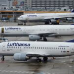 Lufthansa acuerda aumento salarial de 8.7% para pilotos tras 14 huelgas