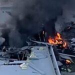 Australia: Cinco muertos al estrellarse una avioneta en Melbourne