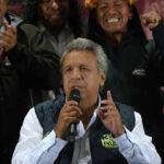 Ecuador: Lenín Moreno confía en ganar con 2 millones de votos de diferencia