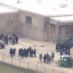 EEUU: Alerta en las cárceles por motín en penal de máxima seguridad (VIDEO)