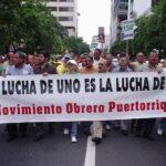 Movimiento obrero de P. Rico convoca a marcha contra cambios en leyes laborales