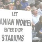 Irán: Impiden entrada a estadio de fútbol a 8 chicas vestidas de hombres