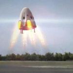 SpaceX: Dos personas darán vuelta a la luna en una semana el 2018