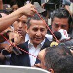 Sala penal deja al voto la apelación del expresidente Ollanta Humala
